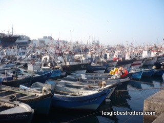Retour sur Tanger pour notre dernière étape