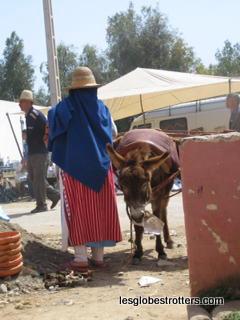 Arrêt à Oued Laou avant de rejoindre Tétouan
