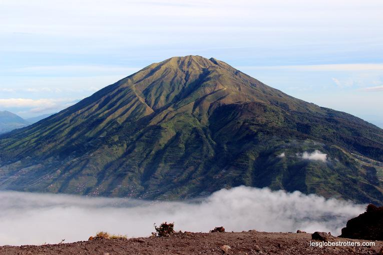 L'ascension du volcan Merapi, la montagne de feu !