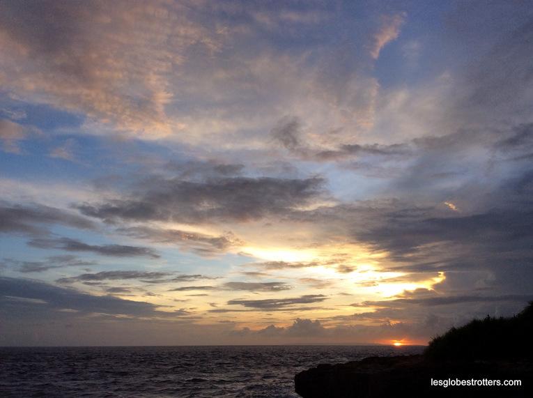 L'île de Lembongan et Denpasar, nos derniers jours en Indonésie