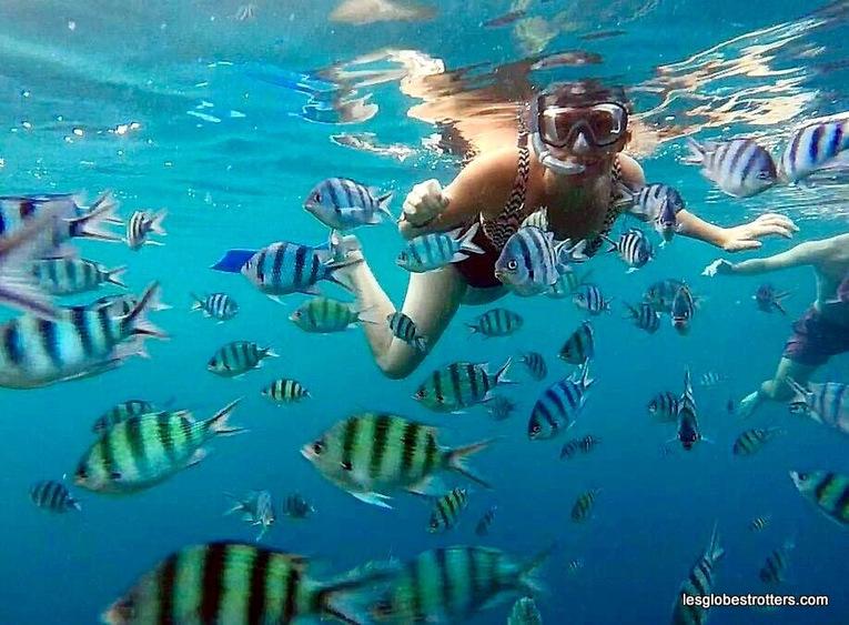 Des plages et du snorkeling sur Karimunjawa