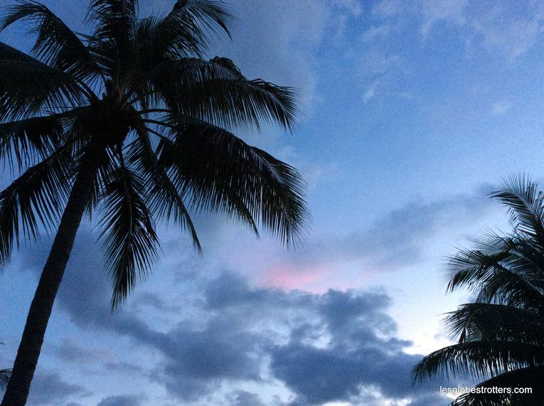 Nos premiers pas en Polynésie Française : l'île de Tahiti !