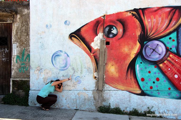 Valparaiso, capitale du Street Art
