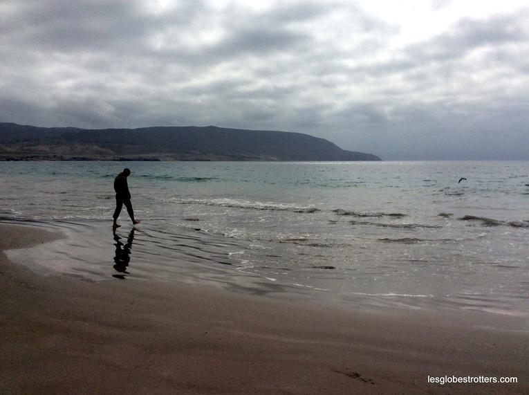 Bahia Inglesa, quelques jours de repos, isolés de tout