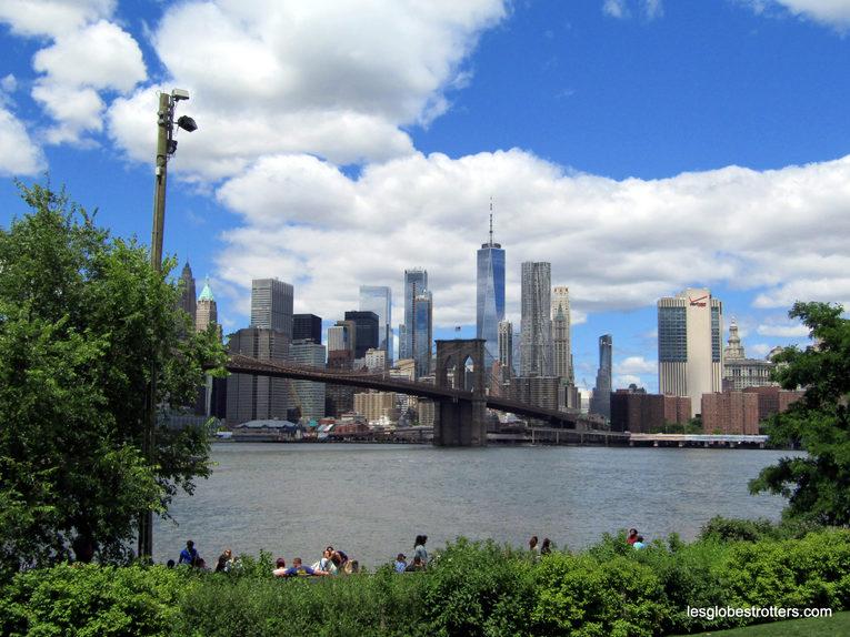 New York City, jour 2 : commémoration, célèbre pont et visite guidée du quartier de Brooklyn
